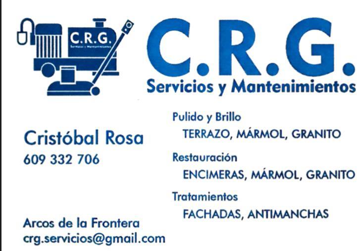 C.R.G. Servicios y Mantenimiento