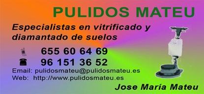 Pulidos Mateu
