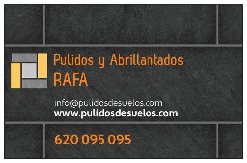 PULIDOS RAFA