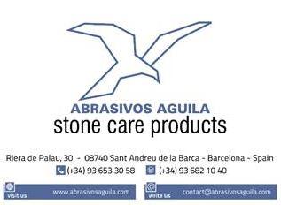 Logo Abrasivos Águila