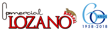 Logo Comercial lozano