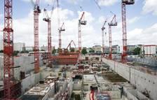 El sector de la construcción crecerá un 5 por ciento impulsado por la edificación residencial