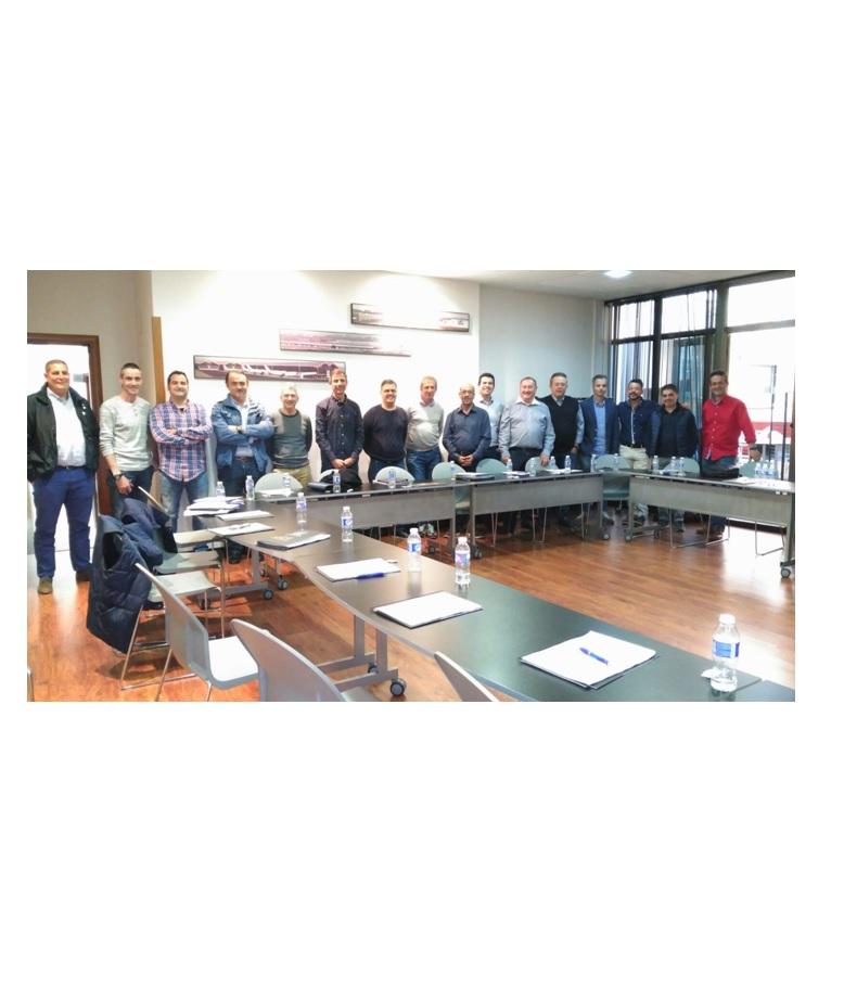 Primera reunión de APE - Madrid